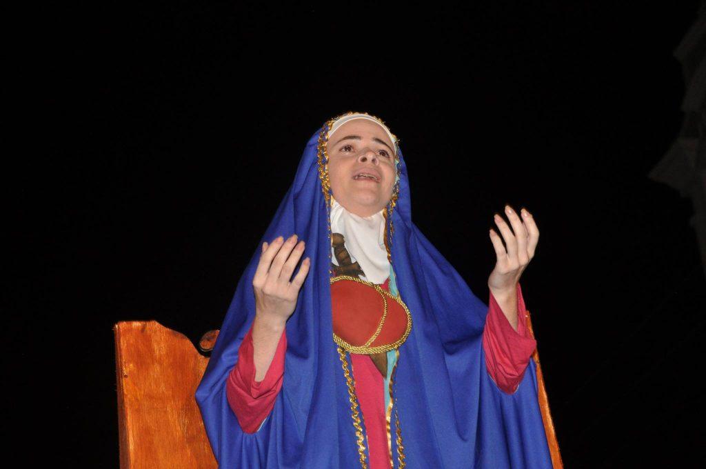 17880277_1863832290556628_7581103147046030485_o-1024x680 Mais Imagens da primeira noite de apresentação do espetáculo da Paixão de Cristo 2017 em Monteiro