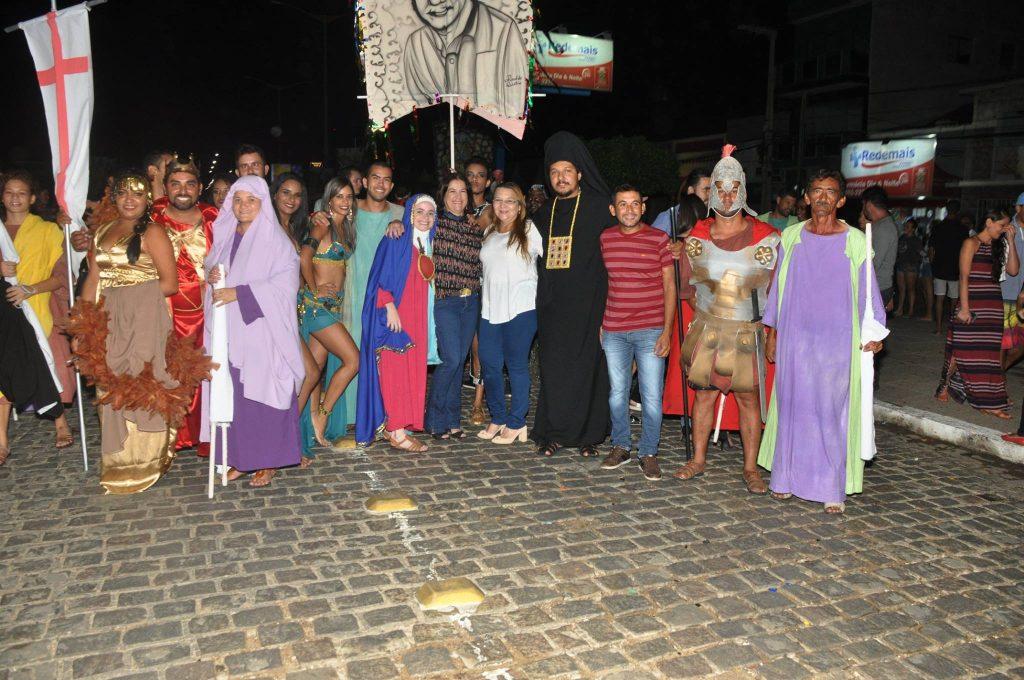 17880406_1863838410556016_9034635219719152293_o-1024x680 Mais Imagens da primeira noite de apresentação do espetáculo da Paixão de Cristo 2017 em Monteiro