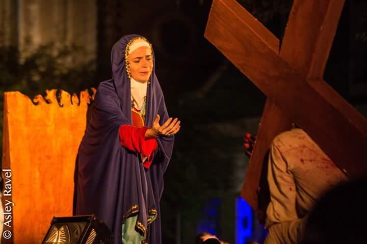 17883987_1518132088219516_2898232980460061827_n Imagens da primeira noite de apresentação do espetáculo da Paixão de Cristo 2017 em Monteiro