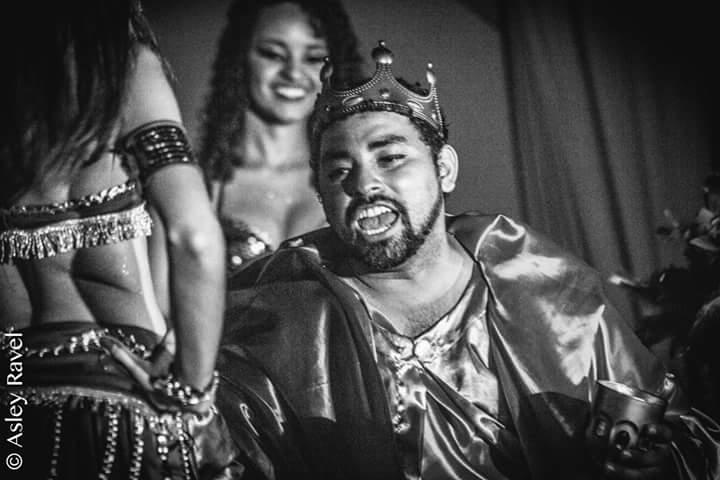 17884176_1518132188219506_3525058774839637044_n Imagens da primeira noite de apresentação do espetáculo da Paixão de Cristo 2017 em Monteiro