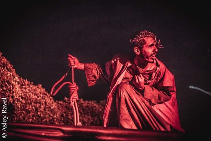 17903388_1518132148219510_3595610705344203523_n Imagens da primeira noite de apresentação do espetáculo da Paixão de Cristo 2017 em Monteiro