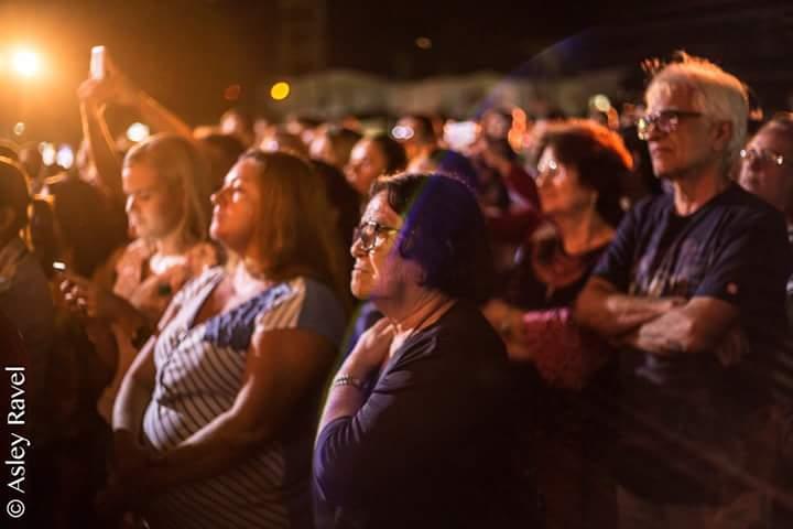 17904078_1518133098219415_8457919295245955617_n Imagens da primeira noite de apresentação do espetáculo da Paixão de Cristo 2017 em Monteiro
