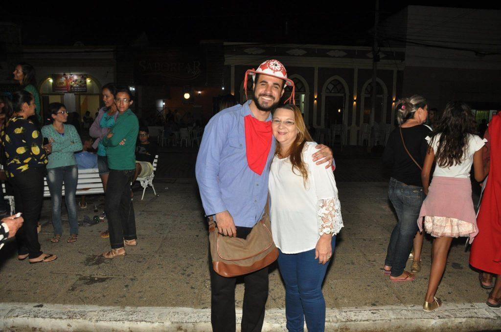 17917852_1863838640555993_2283519033506864826_o-1024x680 Mais Imagens da primeira noite de apresentação do espetáculo da Paixão de Cristo 2017 em Monteiro