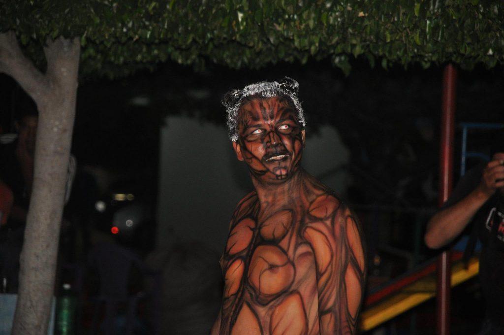 17917929_1863831950556662_5105083155833624594_o-1024x680 Mais Imagens da primeira noite de apresentação do espetáculo da Paixão de Cristo 2017 em Monteiro