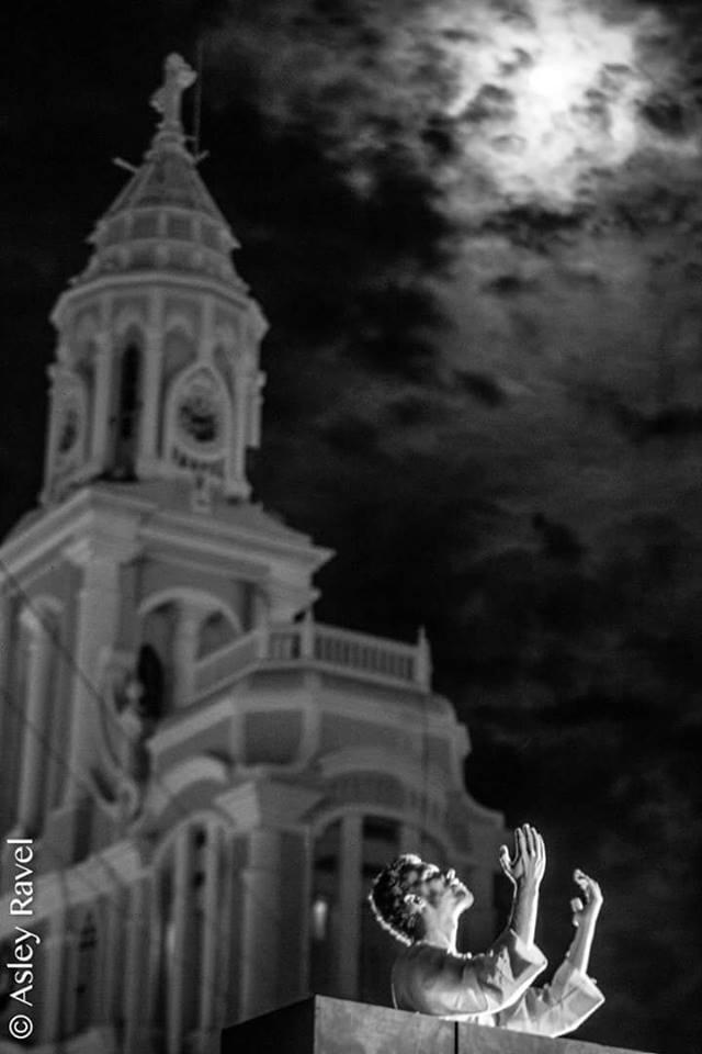 17951650_1518133021552756_112219161539668862_n Imagens da primeira noite de apresentação do espetáculo da Paixão de Cristo 2017 em Monteiro