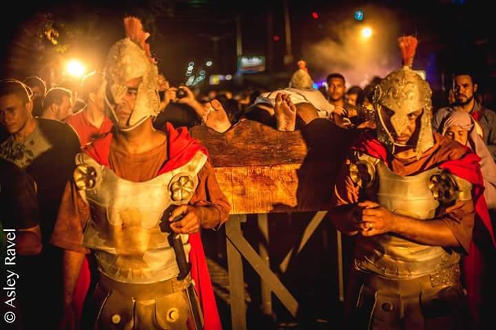 17952463_1518131911552867_5714528506754463709_n Imagens da primeira noite de apresentação do espetáculo da Paixão de Cristo 2017 em Monteiro