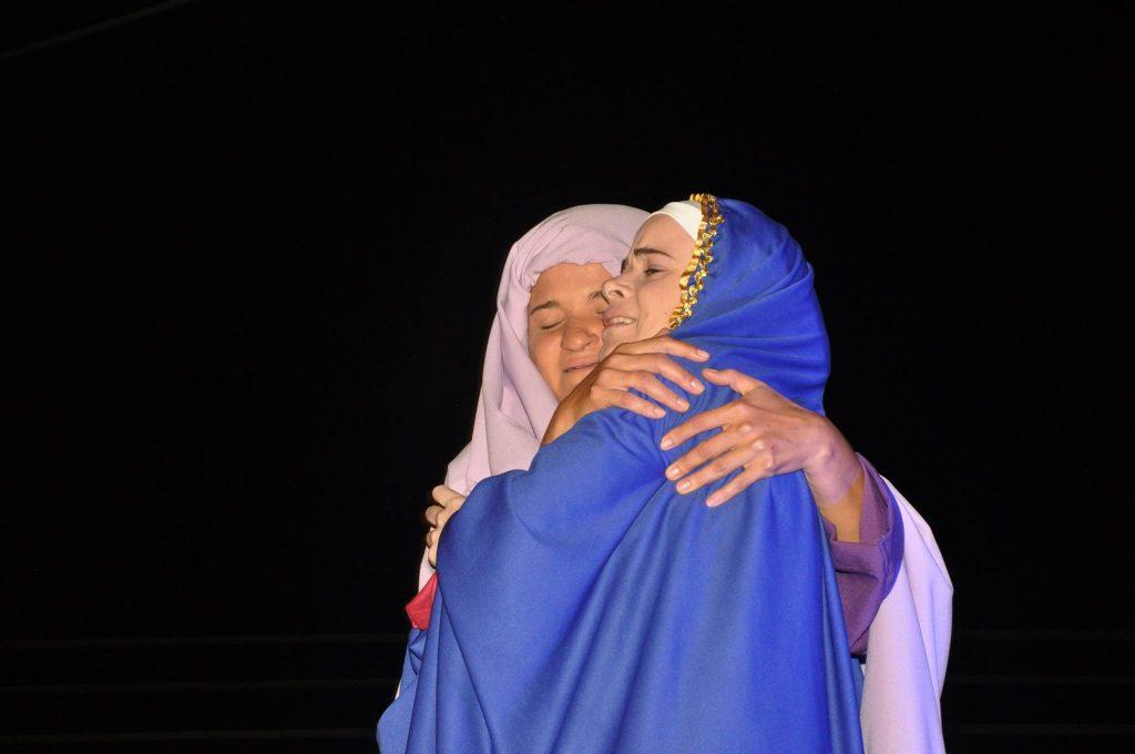17966379_1863832353889955_7420532097114351963_o-1024x680 Mais Imagens da primeira noite de apresentação do espetáculo da Paixão de Cristo 2017 em Monteiro