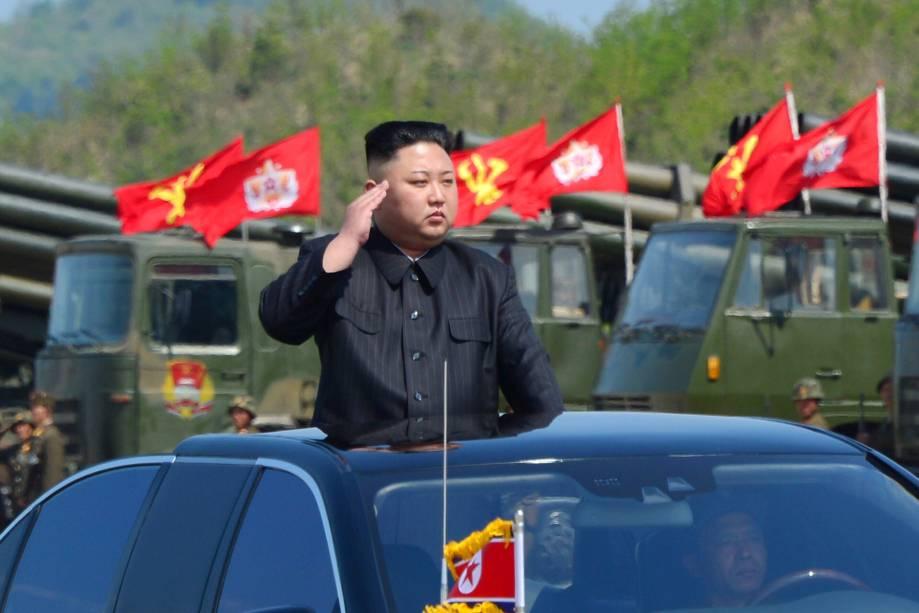 2017-04-26t085851z_1023424246_rc162feadd20_rtrmadp_3_northkorea-usa Coreia do Norte: primeiras fotos de exercício militar divulgadas
