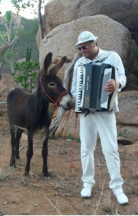 Sem-título Vídeo com jumento em gravação de Chiquimho de Belém vai parar em rede nacional