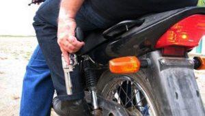 assaltoamoto-300x170 Dois homens armados roubam moto na zona rural de Monteiro
