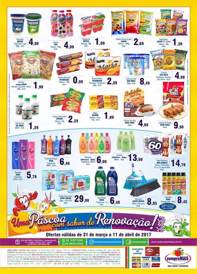 bom-demais-promoção Confira as Promoções do Supermercado Compre Mais.