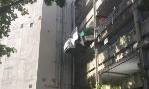 caminha-cai-do-manayara-shop-300x180 Caminhão rompe mureta e motorista morre ao cair do terceiro andar