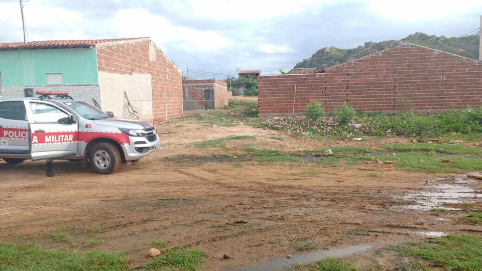 policia-militar Jovem é morta a tirosem Sumé