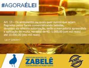zabele-300x228 Projeto de Lei cria calendário de eventos e proíbe vendedores não credenciados em Zabelê