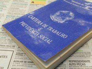 CARTEIRA-DE-TRABALHO-300x225 Paraíba continua na contramão do país e perde mais 532 postos de trabalho em abril