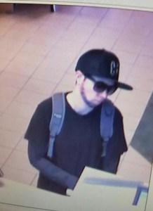 assalto-218x300 Mulher é presa suspeita de pintar barba e assaltar banco