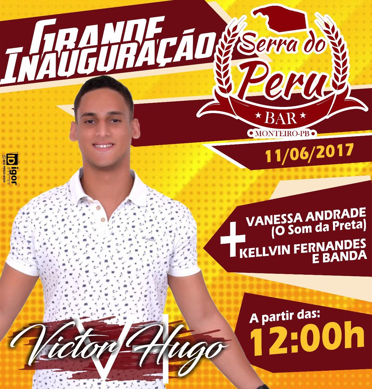 -amanha-978x1024 É NESTE DOMINGO (11) Grande inauguração do BAR SERRA DO PERU
