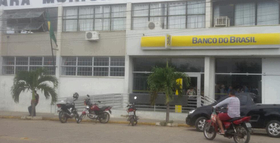 2a837c2d-d598-402c-bd6f-432066bb5c2d Agência do Banco do Brasil de Monteiro adere a Greve Nacional