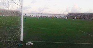 Almeidão-1-300x156 Botafogo-PB vence Salgueiro e entra na zona de classificação