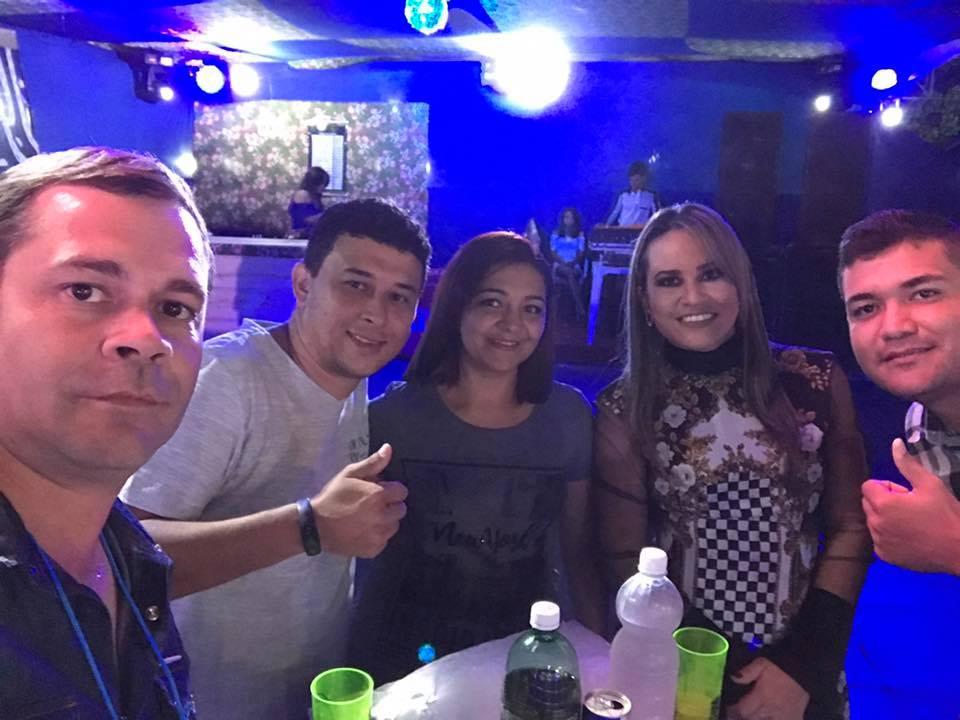 IRANDIR-CPNET-1 Camarote CPNet Sucesso do São João de Monteiro 2017