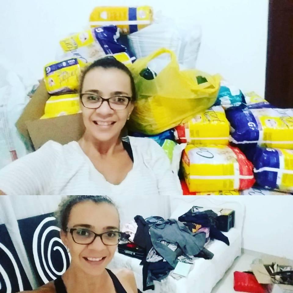 aMOR Educadora Monteirense cria bazar virtual de troca solidária - Amor em Movimento-PB
