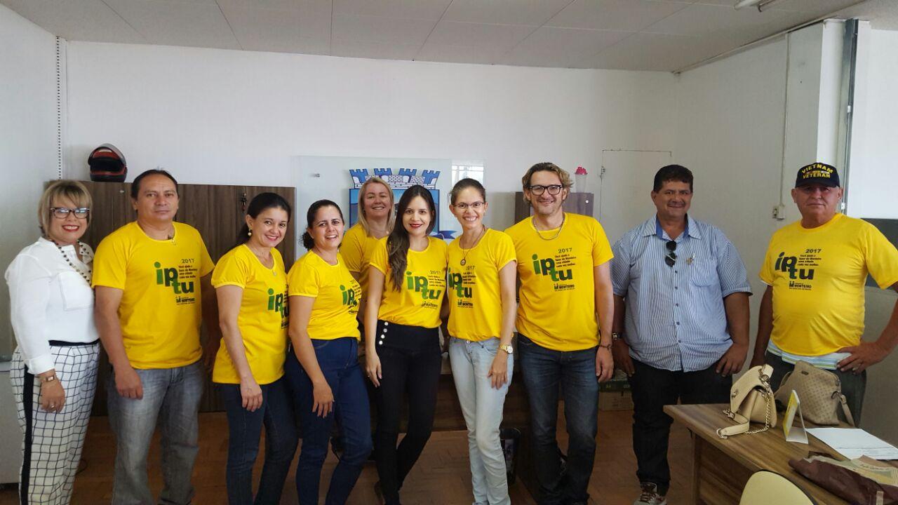 equipe_tributos Prefeitura de Monteiro incentiva o pagamento de impostos atrasados com anistia de juros