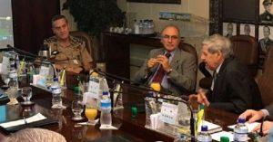 militares-reunião-1-300x157 QUARTÉIS EM EBULIÇÃO: Generais se reúnem para discutir crise política e econômica no Brasil