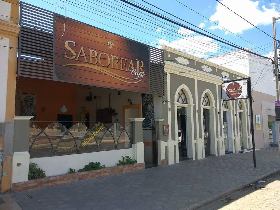 saborear-cafe-1 Hoje tem musica ao vivo ♫ no Saborear Café e Restaurante com Osmando Silva