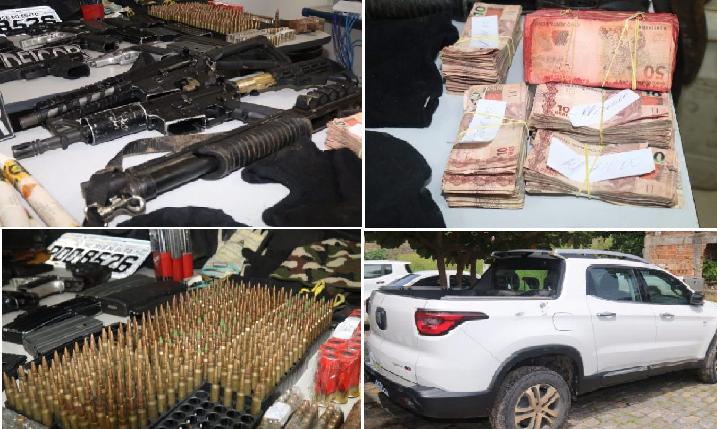 Sem-título-2 Bandidos que explodiram bancos e Correios na Paraíba morrem em tiroteio e polícia acha explosivos para destruir 200 agências