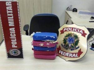 crac-300x225 PF e PM prendem jovem com 5 kg de cocaína escondidos em micro-ondas, na Paraíba