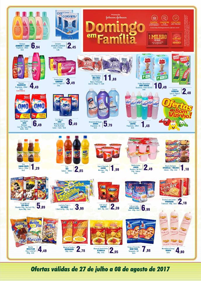 ofetas-02 Em Monteiro: Confira as Promoções do Supermercado Compre Mais