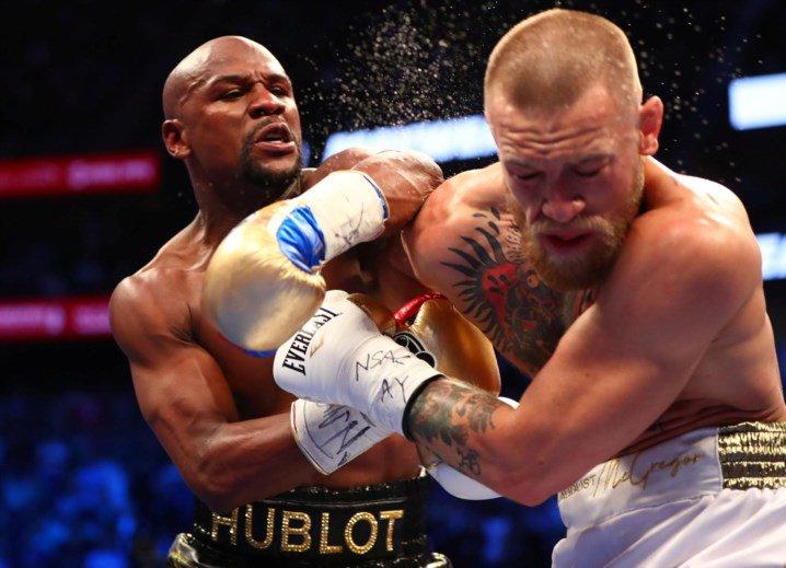 1156569 Mayweather derrota McGregor e mantém registo imaculado