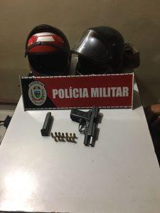 ARMA-DE-FOGO-225x300 Rotam apreende arma e motocicleta em Monteiro