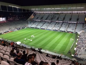 arenacor-300x225 Fiel canta na Arena após primeira derrota do Corinthians no Brasileirão