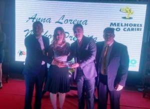 asdf-300x218 Prefeita Anna Lorena recebe troféu em evento que homenageou Os Melhores do Cariri