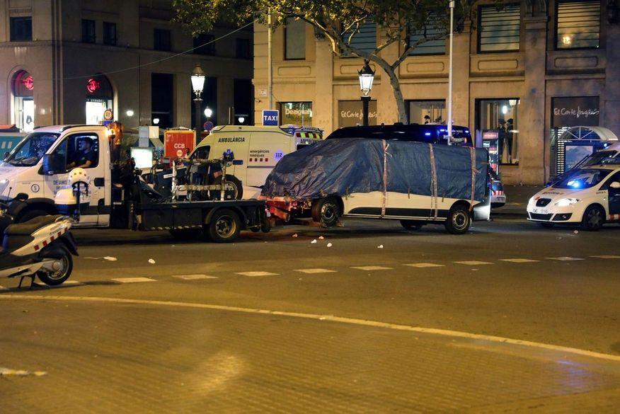 atentado_catalunha Polícia detém o terceiro suspeito por relação com atentados na Catalunha