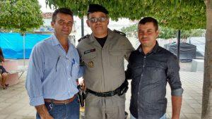 amaparo-300x169 Vereadores do município do Amparo prestigiaram cerimônia de formatura de policiais na cidade de Monteiro.