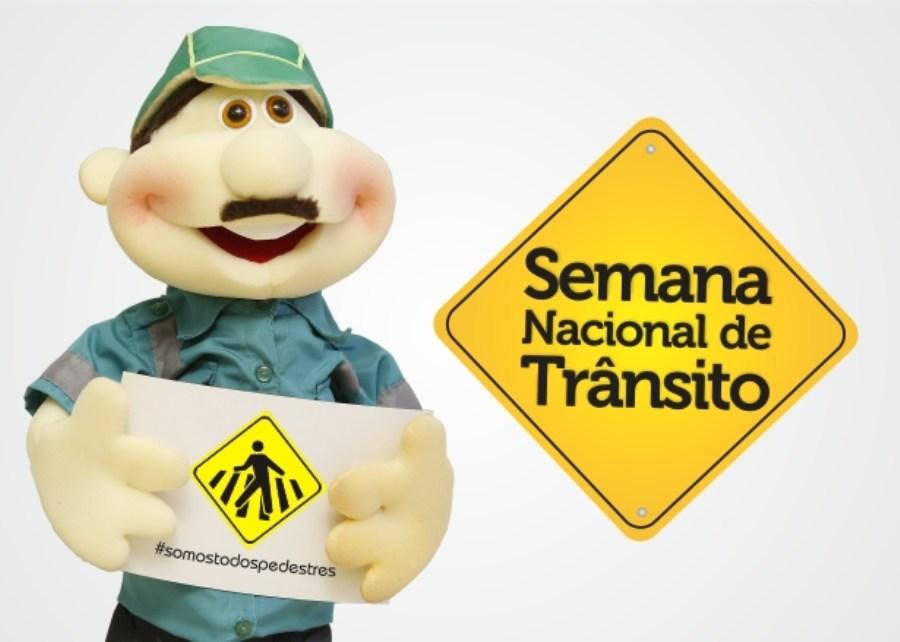 transito_semana_nacional MONTRAN faz campanha educativa durante a Semana Nacional de Trânsito em Monteiro