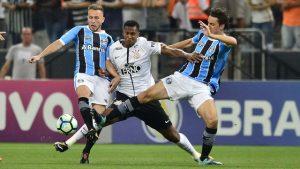 cor_gremio-300x169 Líder Corinthians segura vice Grêmio e mantém nove pontos de frente no Brasileirão