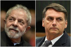 lula-bolsonaro-300x200 Pesquisa Ibope: Lula e Bolsonaro lideram preferência na corrida presidencial