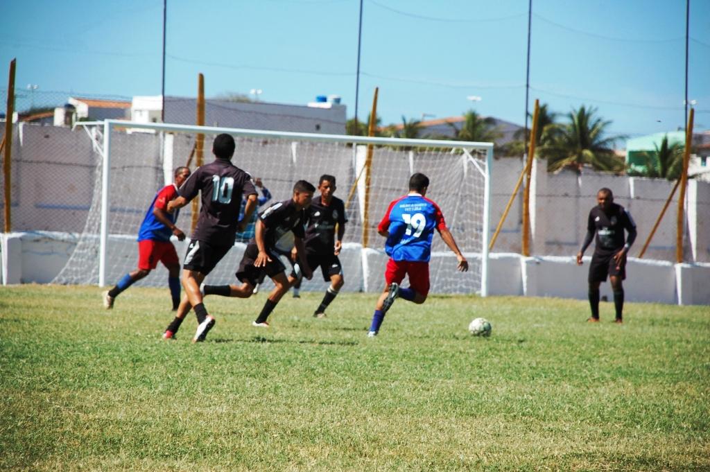 DSC_0348 Copa Dr. Chico de Futebol Amador teve mais dois jogos pelas oitavas de finais