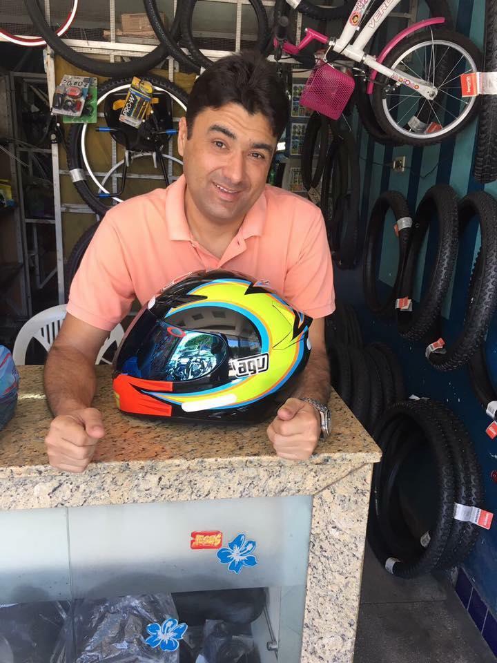 Miltin-Filho-arcoverde-PE Empresário morre em acidente de moto quando seguia para o 14º Encontro de Motociclista do Cariri em Monteiro.