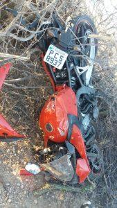 acidente-com-motociclista-de-arcoverde-miltin-filho-03-169x300 Empresário morre em acidente de moto quando seguia para o 14º Encontro de Motociclista do Cariri em Monteiro.