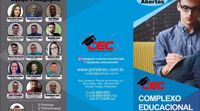 babda4b0-edbd-4dc7-822a-85d1e079bc9d-800x445 Complexo Educacional do Cariri abre matriculas para ensino fundamental II,médio e profissionalizante
