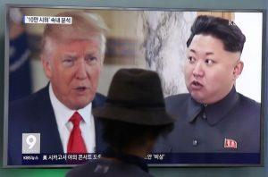 """trump-jong-300x198-300x198 Trump: """"Coreia do Norte patrocina o terrorismo"""""""