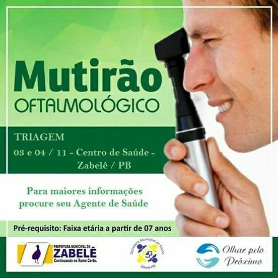 zabele Prefeitura Municipal de Zabelê fecha parceria com a ONG Olhar pelo Próximo.