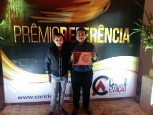24909679_371523816634516_7786932044585788414_n-300x225 Bom Demais recebe Prêmio Referência do Cariri de melhor supermercado de Monteiro