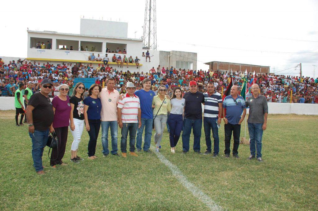 25438978_1994233950849794_7150405476092468795_o-1024x681 Com Feitosão lotado, Sítio do Meio é campeão da Copa Dr. Chico de Futebol Amador