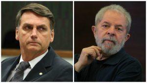 Lula-e-Bolsonaro-300x169-300x169 Lula lidera pesquisa e Bolsonaro se consolida em 2º, diz Datafolha