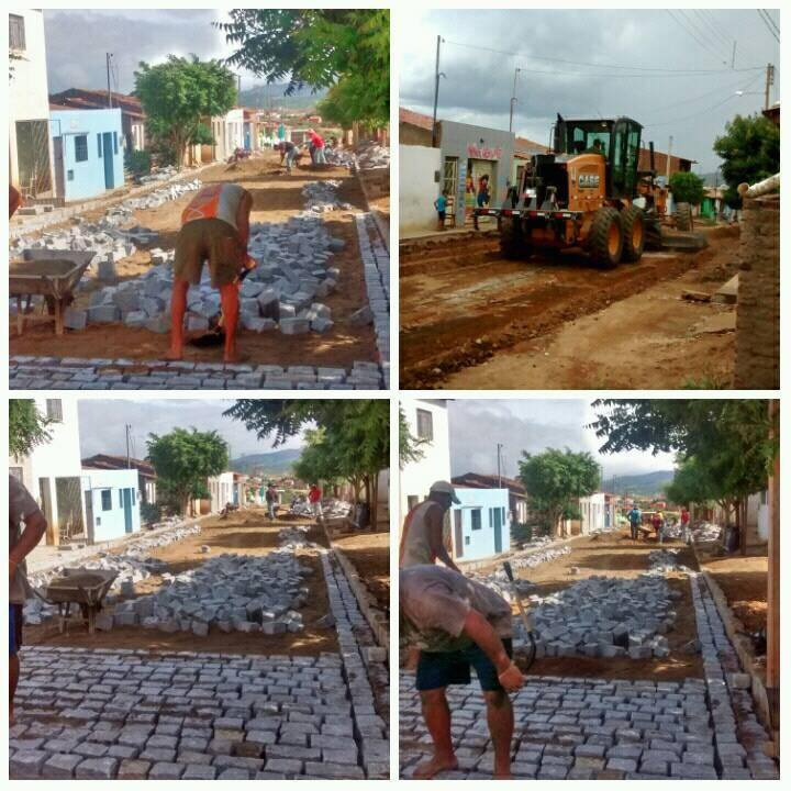 Serviços_urbanos_7 Secretário de Infraestrutura faz balanço positivo das ações realizadas em Monteiro